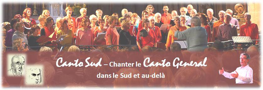 Canto Sud chante le Canto Général